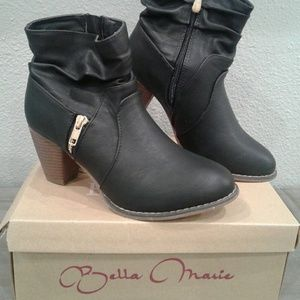 """""""Final Price""""New Bella Marie Boots Women Size 8.5"""